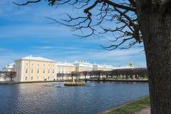 Дворец Екатерины Великой Стоковое Фото