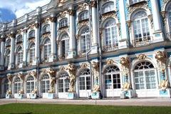 дворец залы yekaterinksy Стоковые Фото