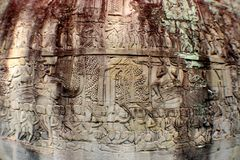 Дворец замка Стоковое Изображение