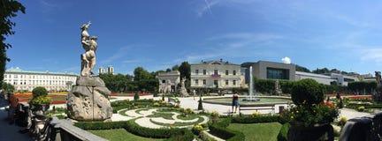 Дворец Зальцбург Mirabell Стоковое Изображение