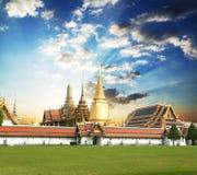дворец золота Стоковые Изображения