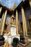 дворец золота bangkok Стоковое Изображение