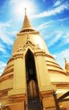 дворец золота bangkok Стоковые Изображения