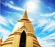 Дворец золота Стоковое Изображение RF