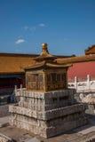 Дворец имперского дворца в Пекине стоковое фото rf