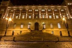 Дворец итальянского правительства Montecitorio в Риме Стоковое Фото