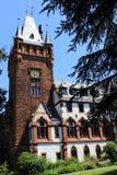 Дворец как здание муниципалитет, weinheim, Германия стоковое изображение rf