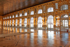 Дворец Катрина внутри Стоковые Фотографии RF