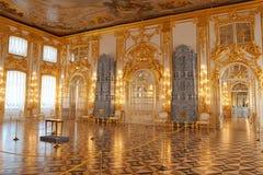 Дворец Катрина внутри Стоковая Фотография
