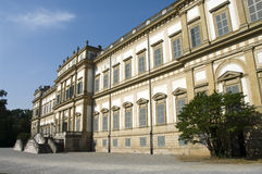 дворец королевский Стоковое Изображение RF