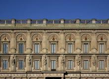 дворец королевский stockholm Стоковое Изображение