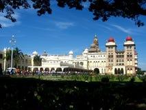дворец королевское xxxxxiii mysore стоковое изображение