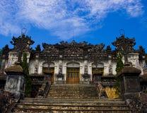 Дворец короля в Вьетнаме Стоковая Фотография