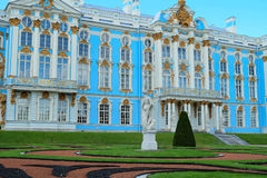 Дворец Кэтрины, Россия Стоковое Изображение RF