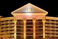 Дворец Лас-Вегас Caesars Стоковые Изображения