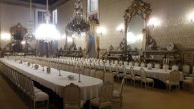 Дворец Лиссабон Ajuda национальный Стоковые Изображения