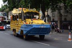 Дворец Лондона Buckingam Стоковая Фотография RF