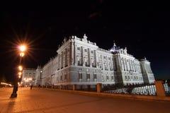 Дворец Мадрида Стоковое Изображение RF