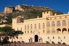 дворец Монако королевский стоковое фото rf