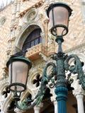Дворец дожей, Венеция, Италия Стоковое Изображение RF