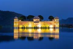 Дворец озера Jai Mahal стоковые фото