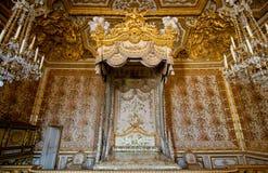 Дворец Париж Versaille Стоковая Фотография