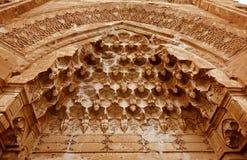 Дворец паши Ishak, деталь - Турция Стоковое Фото