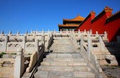 дворец Пекин имперский Стоковое Изображение RF