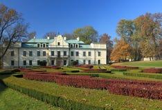 дворец Польша Стоковое Фото