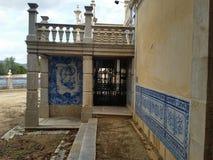 Дворец Португалия Estoi Стоковое Фото