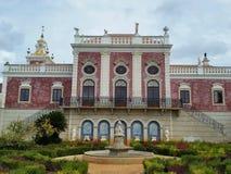 Дворец Португалия Estoi Стоковое Изображение