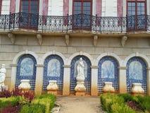 Дворец Португалия Estoi Стоковые Изображения RF