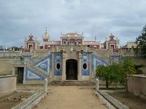 Дворец Португалия Estoi Стоковые Фото