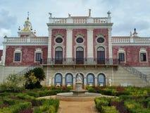 Дворец Португалия Estoi Стоковое Изображение RF