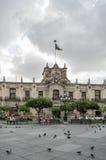 Дворец правительства Гвадалахара, Мексика стоковое изображение rf