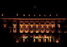 дворец президентский warsaw Стоковое Фото