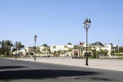 Дворец Рабата королевский Стоковая Фотография RF