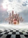 Дворец сердец иллюстрация штока