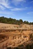 Дворец скалы, национальный парк мезы Verde Стоковые Фотографии RF