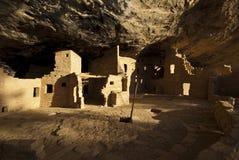 Дворец скалы Стоковое Фото