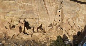 Дворец скалы Стоковые Фото