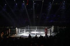 Дворец спорт в Kyiv во время Стоковые Фотографии RF