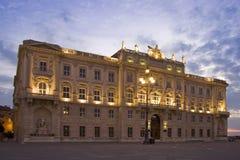 дворец страхсбора Стоковое Изображение RF