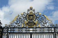 дворец строба buckingham Стоковая Фотография