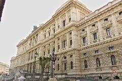 Дворец суда кассации стоковые изображения rf