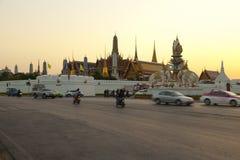 дворец Таиланд bangkok грандиозный Стоковое Изображение