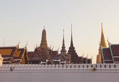дворец Таиланд bangkok грандиозный Стоковое Изображение RF