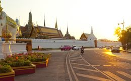 дворец Таиланд bangkok грандиозный Стоковое фото RF