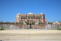 дворец фасада эмиратов Стоковые Фотографии RF