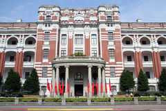 дворец фасада Стоковое Фото